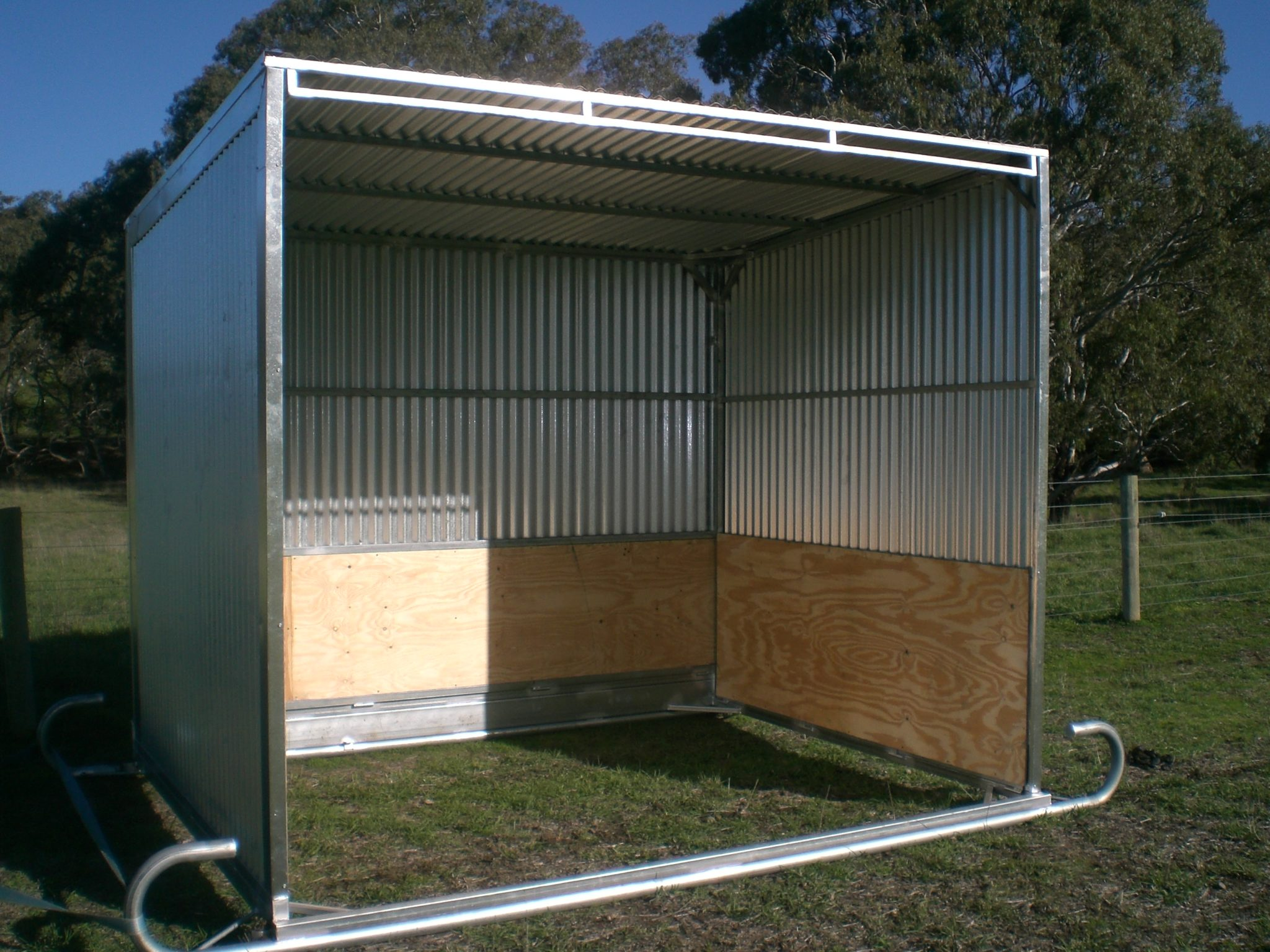 Paton Livestock Equipment Mobile Shelters Archives