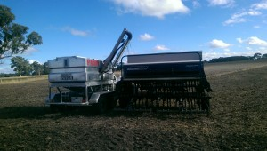 FeedKing & Seed Drill 2017